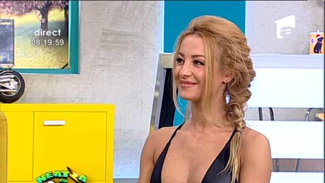 Flavia Mihăşan, fară lenjerie intimă? Apariţia care i-a infierbantat pe fani