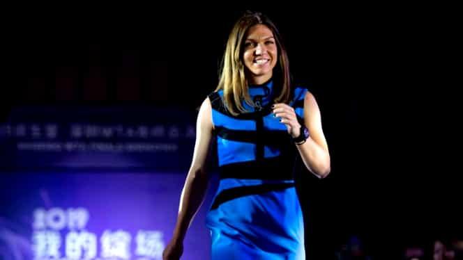Cât a costat rochia Simonei Halep de la WTA Finals. Românca a impresionat la Turneul Campioanelor