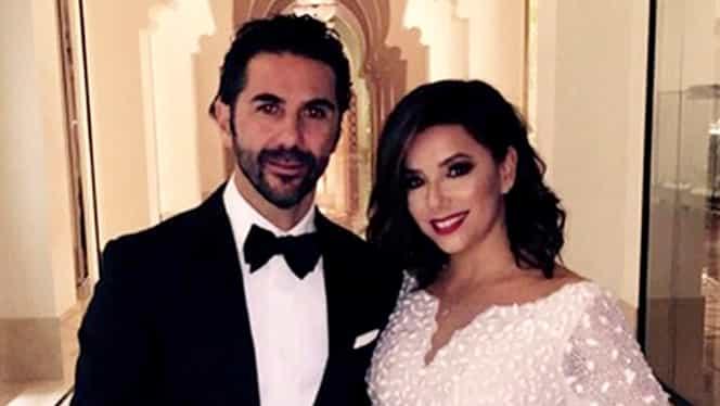 Actriţa Eva Longoria, nuntă superbă cu magnatul media Jose Baston