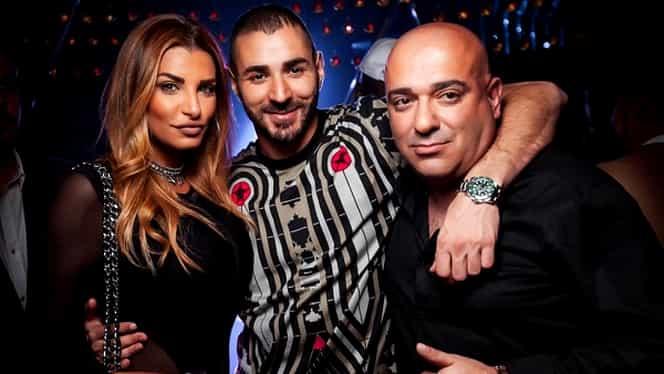 GALERIE FOTO. Benzema, PARTY monstruos de ziua sa de naştere în Dubai!