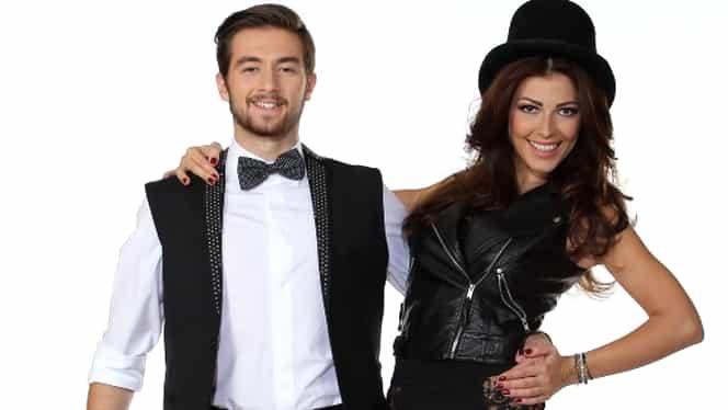 """Finala """"Dansez pentru tine"""": linca Vandici şi Ştefan Răzvan Marton, cîştigătorii sezonului al 14-lea"""