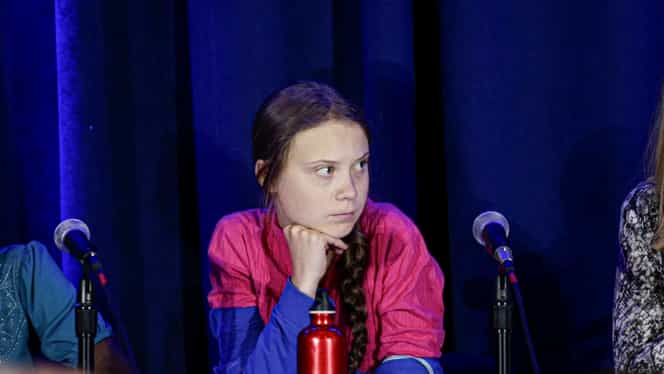 Ea este românca ce a ajutat-o pe Greta Thunberg să ajungă în Europa fără să polueze. A trecut-o oceanul cu propriul velier. Galerie FOTO
