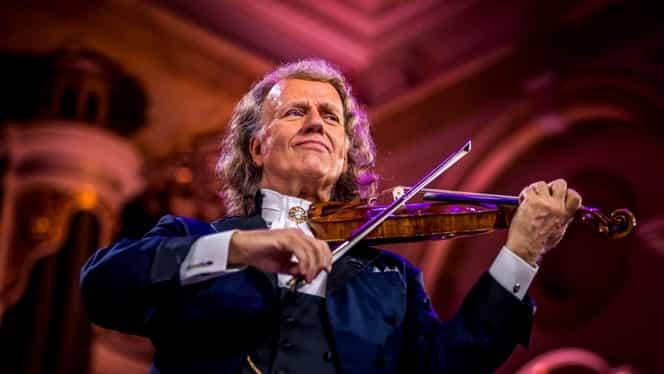 Concert André Rieu, la Cluj, pe 5 aprilie 2019. Cât costă un bilet
