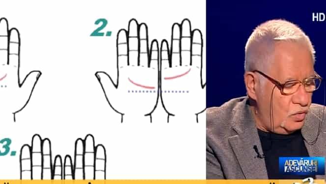 Liniile din palmă spun totul despre tine. Maestrul Mihai Voropchievici dezvăluie ce viitor sentimental vei avea – VIDEO