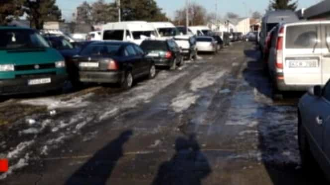 Ucrainenii abandonează pe teritoriul României rablele! Cum câștigă mii de euro