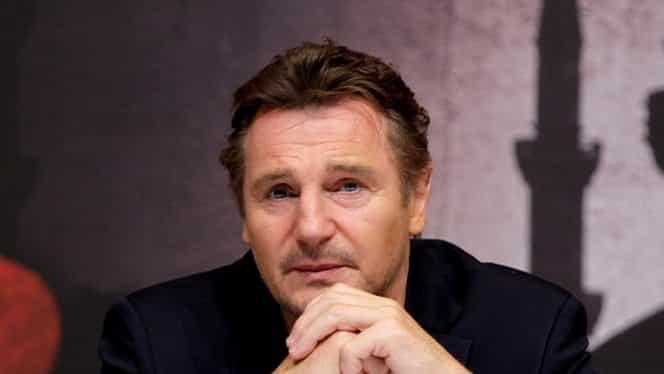 Liam Neeson iubeşte din nou, la şapte ani de la moartea soţiei