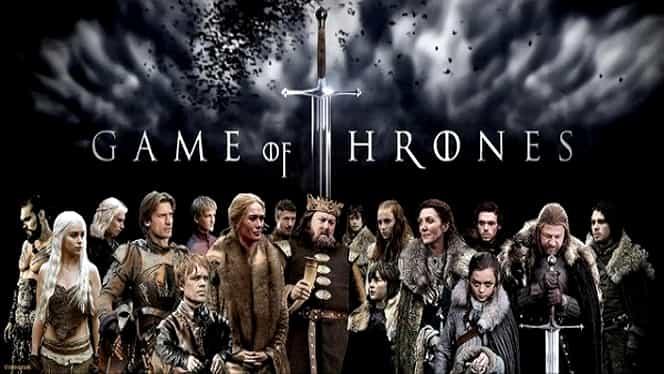 """Serialul ,,Urzeala tronurilor"""", 24 de nominalizări la Primetime Emmy Awards 2015"""