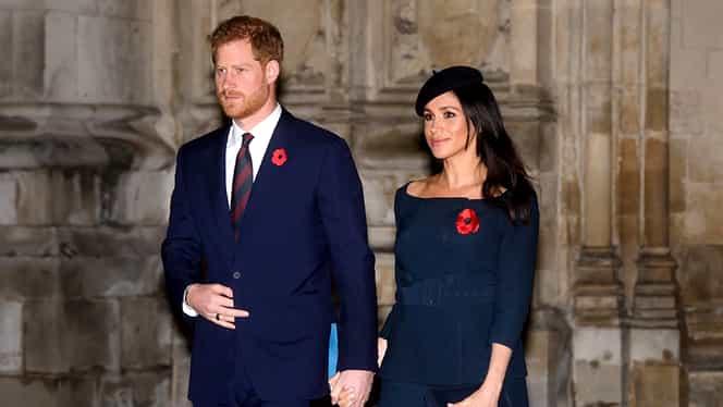 Răsturnare de situație în cazul sarcinii lui Meghan Markle! Declarația Prințului Harry care schimbă totul