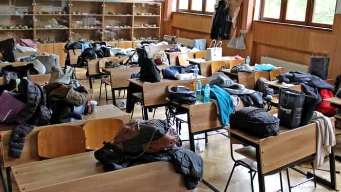 ŞCOLI ÎNCHISE în Bucureşti. Cursuri suspendate în 23 de unităţi de învăţământ