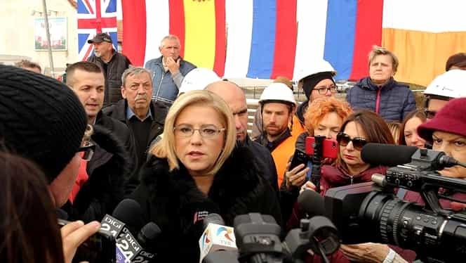 Corina Crețu, declarații acide la adresa Guvernului. Bilanț sumbru pentru România la final de an