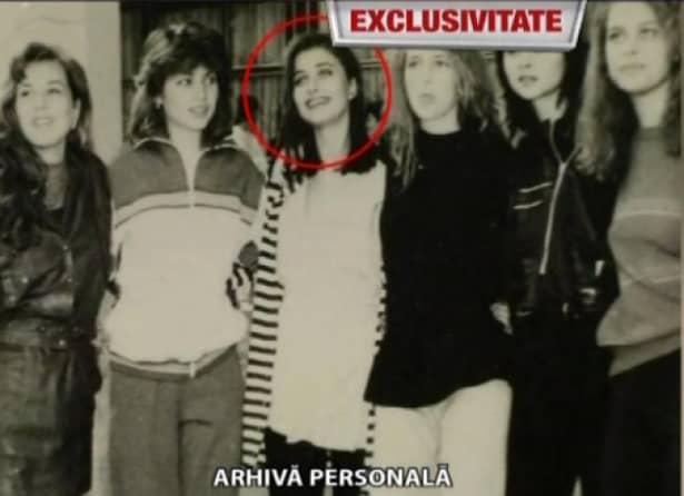 GALERIE FOTO. Cum arăta Gabriela Cristea în urmă cu 21 de ani! Vedeta avea un look diferit