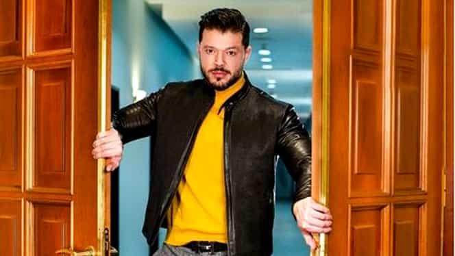"""Victor Slav, despre începuturile în televiziune: """"Nu cred că am ratat vreo șansă"""""""