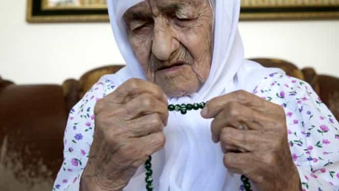 Cea mai bătrână femeie din lume a murit! Câţi ani avea