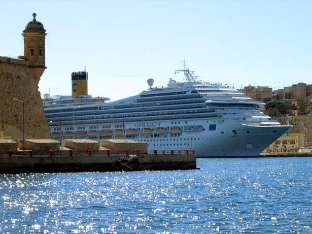 Vas de croazieră autorizat să acosteze în Australia! Vapor