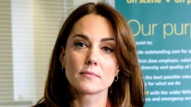 """Kate Middleton, scrisoare emoționantă trimisă unui spital pentru copii: """"Vă rog să aveți grijă de voi"""""""