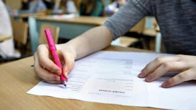 Se introduc teste grilă la Matematică și Română, la BAC 2019 și Evaluare Națională 2019