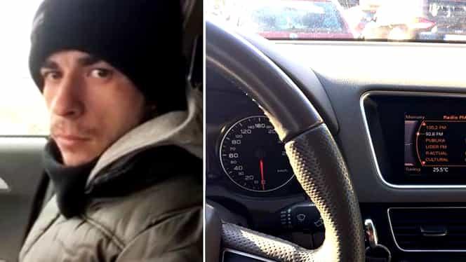 Un şofer din Galaţi a găsit un tânăr care mergea pe marginea drumului zgribulit. Când l-a luat în maşină şi a început să îşi spună povestea, a rămas împietrit
