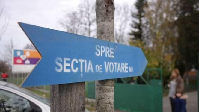 Referendum pentru familia tradițională. Unde sunt secțiile de votare