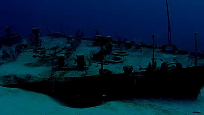 Paranormal. Triunghiul Bermudelor din Marea Neagră