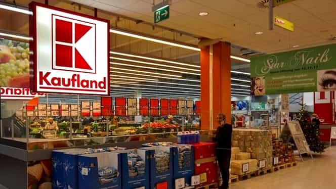 Kaufland mărește salariu minim brut pentru angajații săi. Supermarketul vrea să mai angajeze 1.000 de oameni