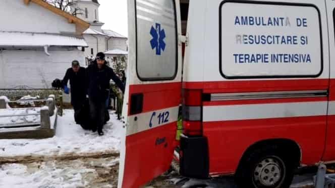 Cadavru descoperit în toaleta unei biserici din Buzău! Polițiștii au demarat o anchetă