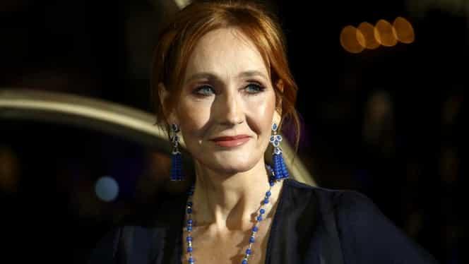Momente de panică pentru J. K. Rowling. Autoarea celebrei serii de cărți Harry Potter a avut simptome specifice coronavirusului