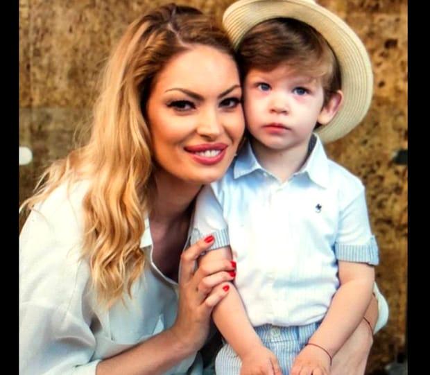 Valentina Pelinel este însărcinată pentru a doua oară (1)
