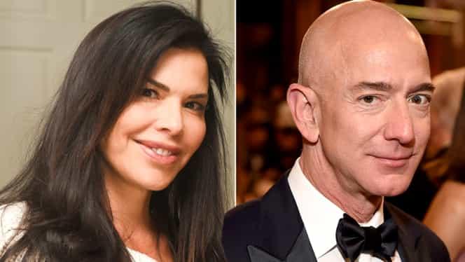 Divorțul de 60 de miliarde de dolari! Jeff Bezos, mesaje picante pentru amanta Laura Sanchez