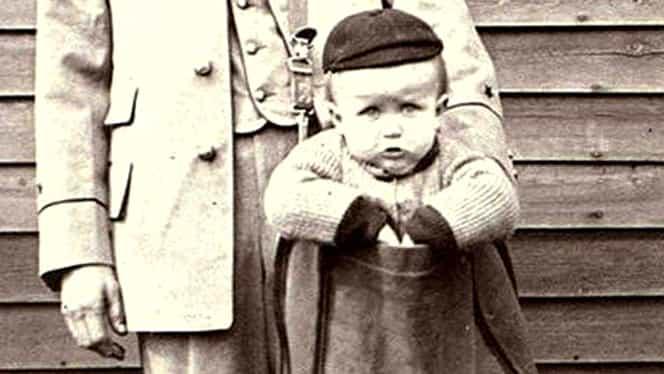 Incredibil! Americanii şi-au trimis copiii prin poştă, la bunici!