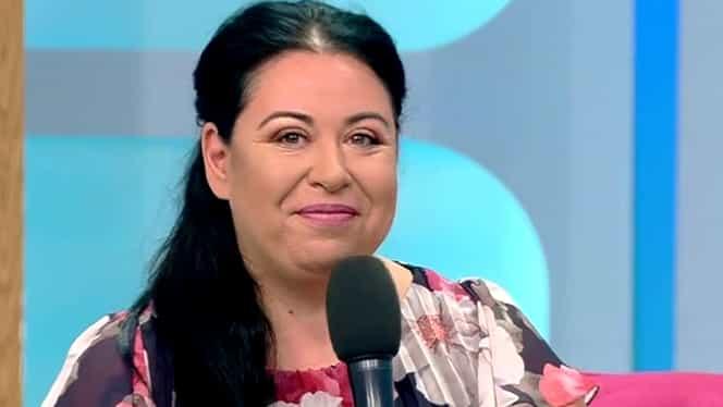 Oana Roman a fost externată din spital. A luat boala de la fiica ei, Iza
