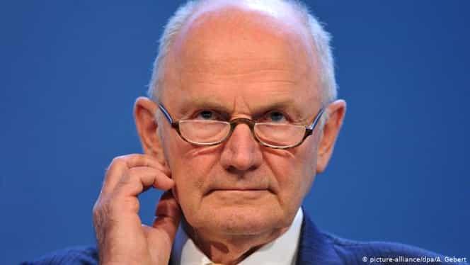 A murit Ferdinand Piech, fost președinte al Volkswagen! Era considerat o legendă