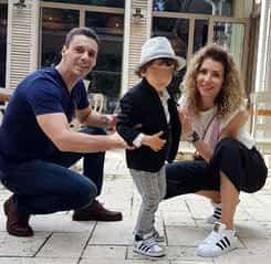 """Carmen Brumă și-a mutat copilul la o grădiniță de stat: """"E unul din coșmarurile mele!"""""""