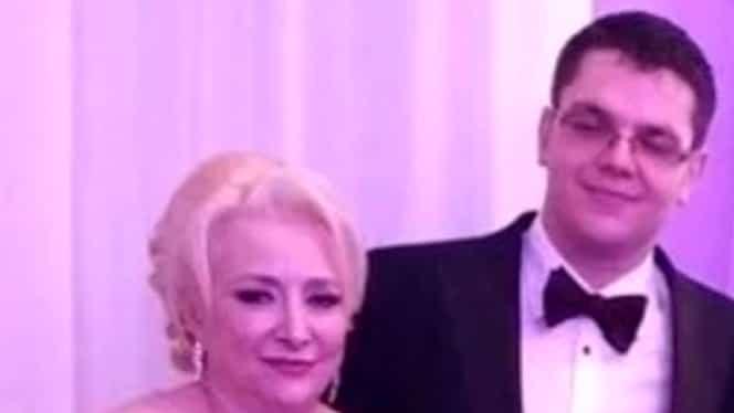 Fiul Viorică Dăncilă își îmbărbătează mama! A postat o imagine foarte sugestivă