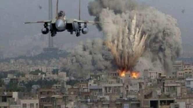 Rusia a deschis din nou focul în Siria! 13 civili au murit, printre care și șase copii!