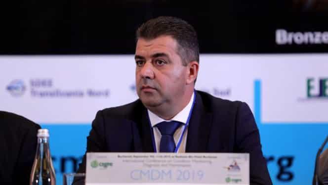 Fostul șef al Transelectrica, Marius Carașol, a fost condamnat cu suspendare pentru falsificarea actelor de studii