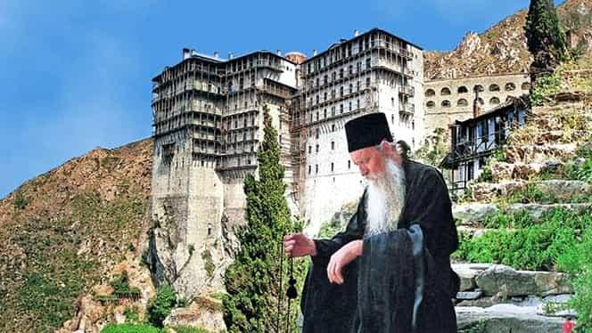 Profeții dezastruoase pentru omenire venite de pe muntele Athos!