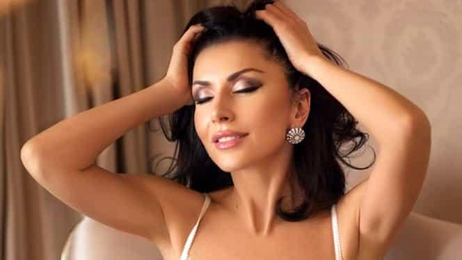 Carmen Burmă, mai sexy ca niciodată! Cum s-a fotografiat soția lui Mircea Badea