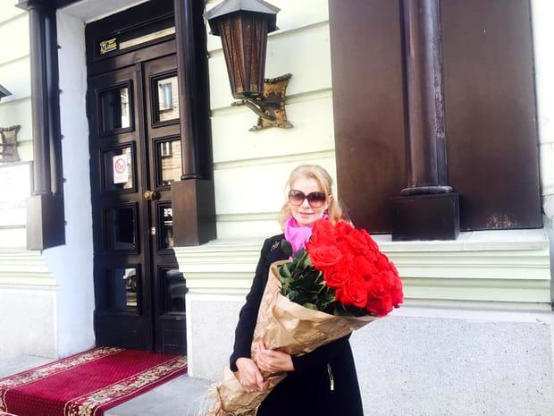 Anastasia Lazariuc, imagini de colecție la 65 de ani! Tinerețe fără bătrânețe!