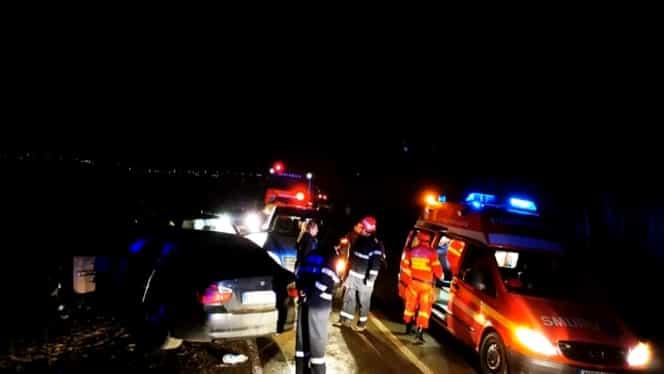 Plan roșu de intervenție în Satu Mare! Accident cu multiple victime