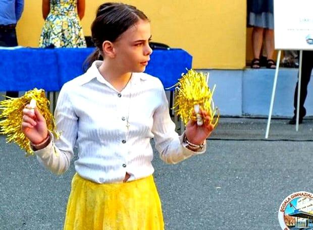Eliza Iliescu, la unul dintre cele mai slabe licee din Bucuresti