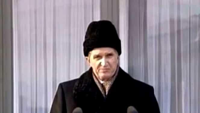 20 decembrie, semnificaţii istorice! Ceauşescu vorbeşte despre evenimentele de la Timişoara
