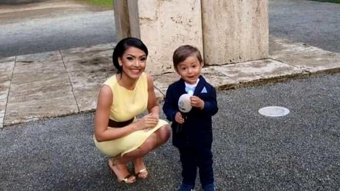 Andreea Mantea a venit în România, din cauza unei probleme de sănătate