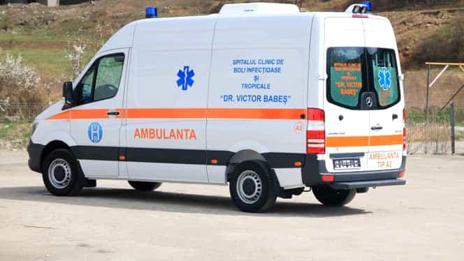 Un copil a scăpat cu viață după ce a căzut de la etajul 3! Medicii au rămas șocați!