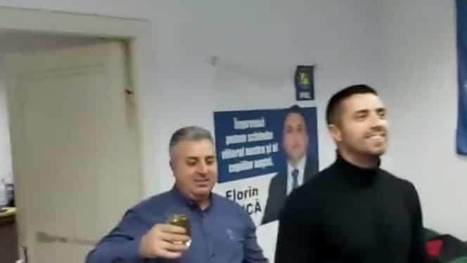 Liberalii prahoveni, mesaje obscene la adresa adversarilor din PSD, după rezultatul final al alegerilor prezidențiale. Video