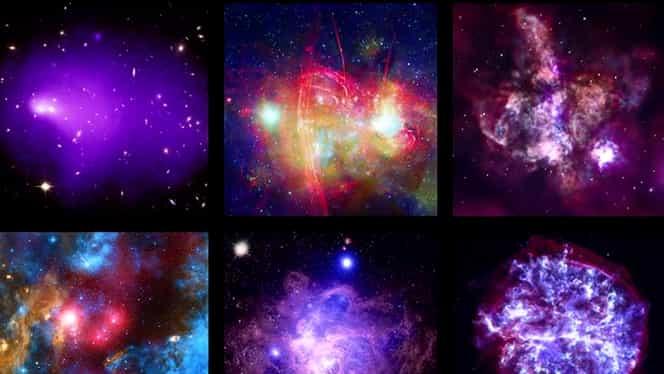 NASA a publicat imagini fenomen, nemaivăzute până acum! Cum arată, de fapt, Calea Lactee