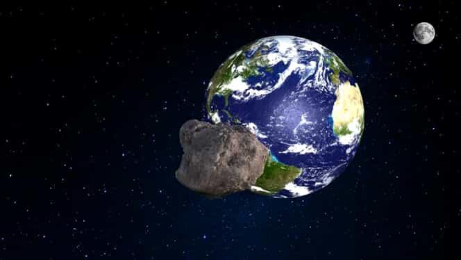 Asteroid potențial periculos, aproape de Pământ. Astronomii chinezi sunt cei care au făcut descoperirea