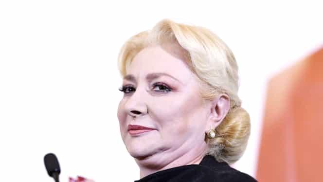 Viorica Dăncilă, procent zdrobitor la Poarta Albă! Liderul PSD a obţinut 100% în turul 2 al alegerilor prezidenţiale la închisoarea din Constanţa