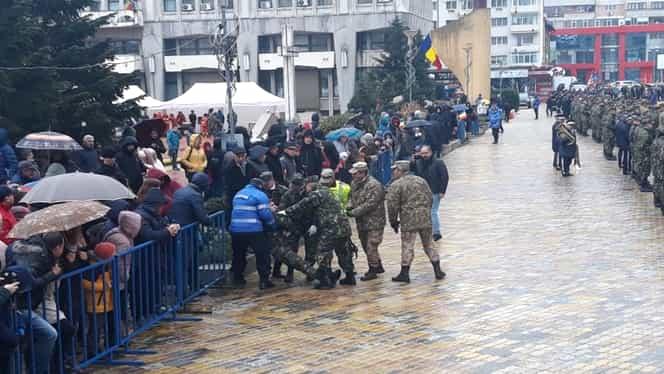 Parada de 1 Decembrie s-a termiant. Incident de Ziua Națională a României. Klaus Iohannis, apostrofat la Arcul de Triumf
