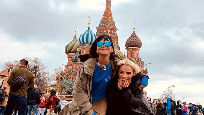 Cântăreața Inna, dată dispărută în Rusia de o fană pentru că nu i-a mai răspuns la telefon
