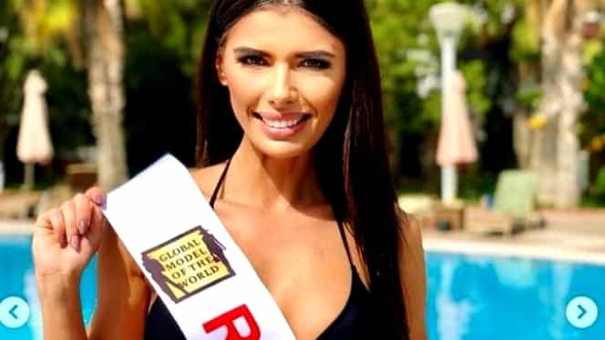 Ioana Filimon, concurentă la Ferma, despre marele său complex! Ce pățea fosta Miss România 2016